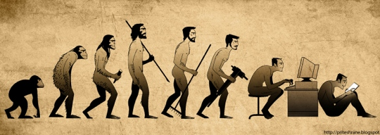 evolution-of-man-to-computer
